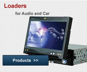 Loaders for car and audio